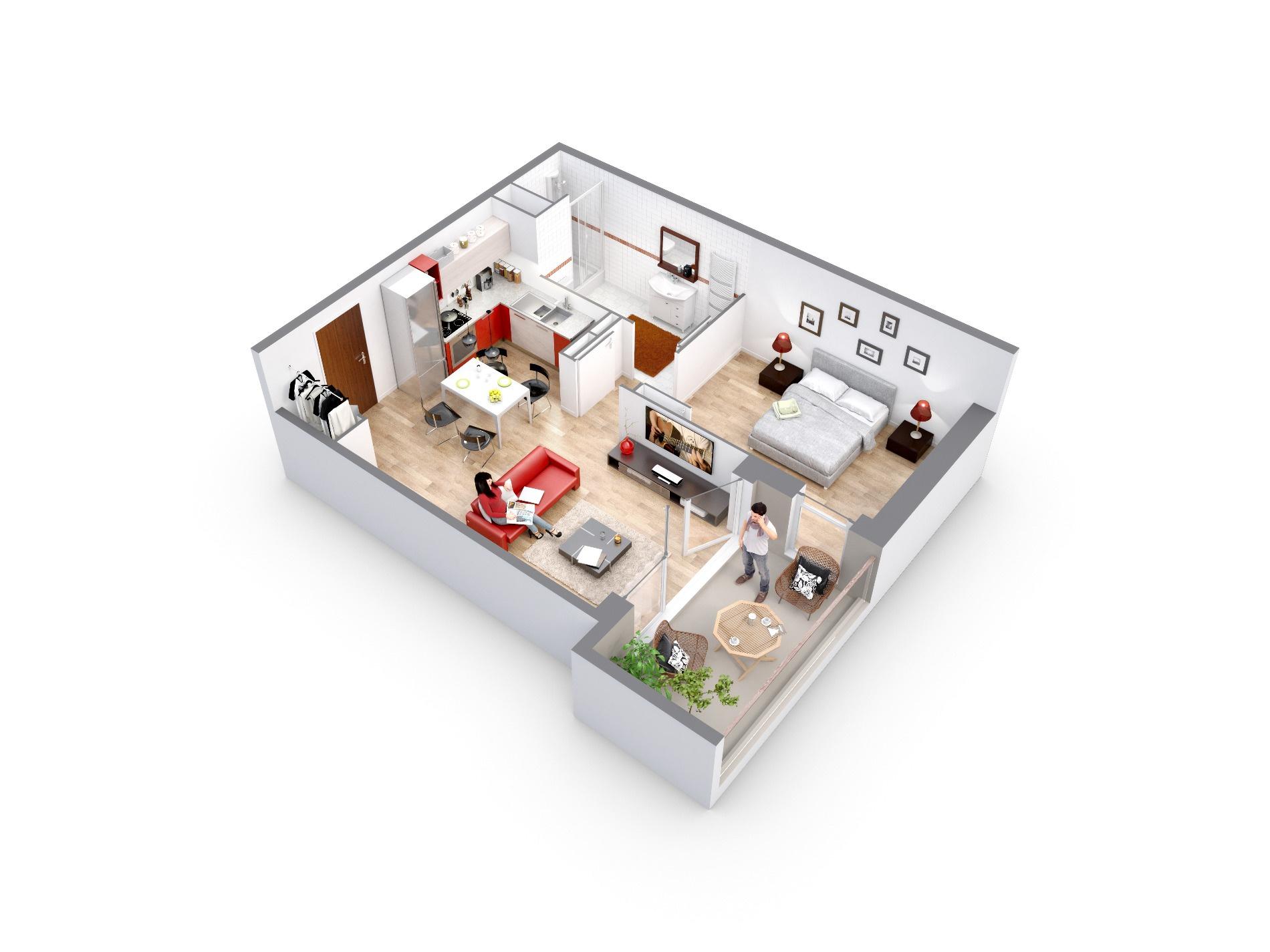 l 39 agence du neuf caen et environs. Black Bedroom Furniture Sets. Home Design Ideas